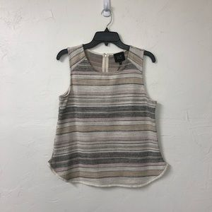 W5 Anthropologie tank top blouse